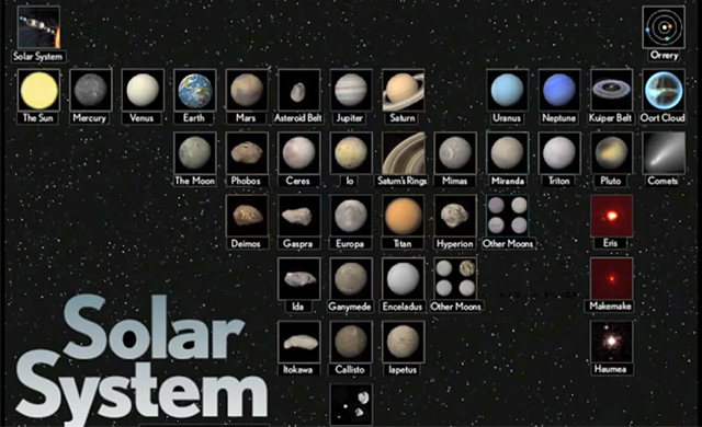 our solar system live - photo #33